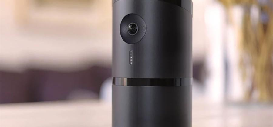 Angee autonomous home security system has voice recognition and more