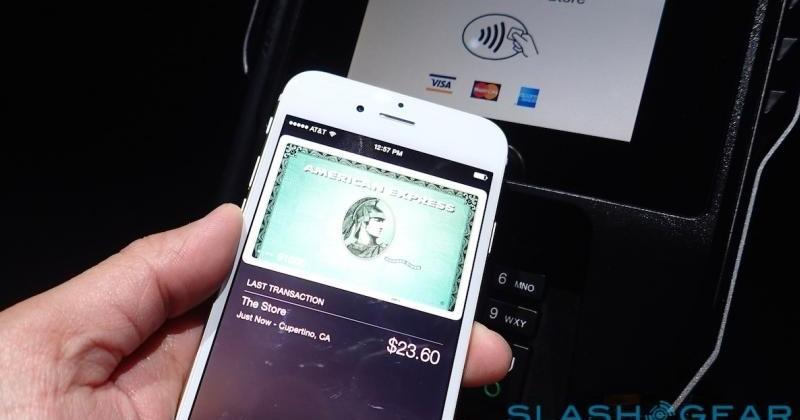 Apple, AmEx taking Apple Pay to 5 more countries by 2015