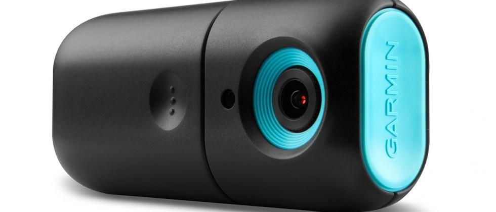 Garmin babyCam feeds video to GPS, alerts parents