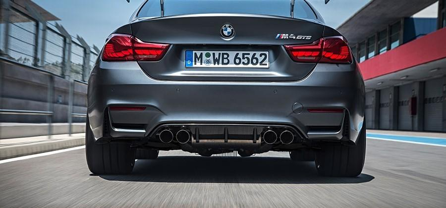 2016 BMW M4 GTS available in the US for the first time