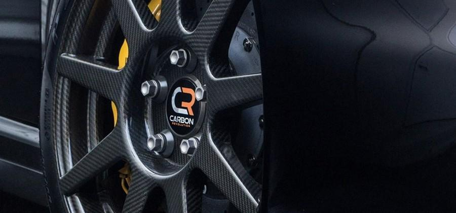Carbon Revolution teams with Ford for carbon fiber wheel supply