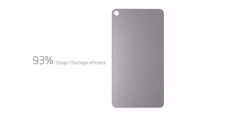 Quarter battery charges up with MacBook cord, powers your iPhone