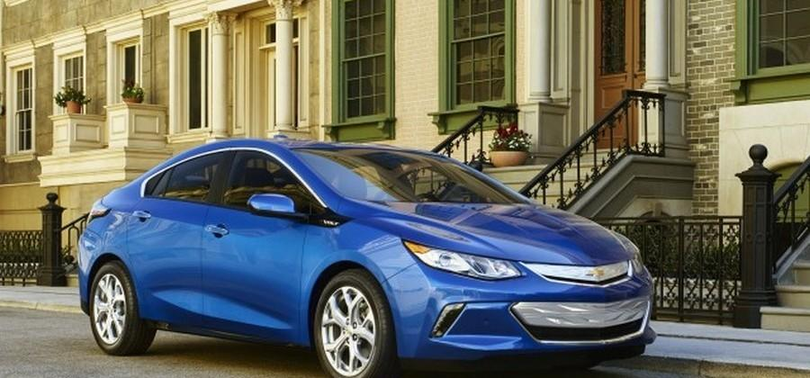 2016 Chevy Volt discounts try to spur sagging sales