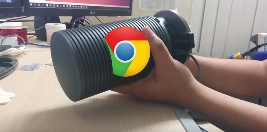 Google OnHub has Chrome OS inside