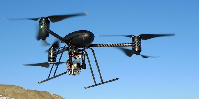 Google has registered a pair of drones with the FAA