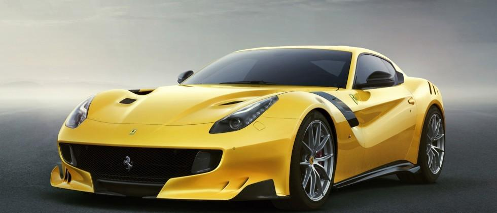 Ferrari to increase production to 9,000 units annually by 2019