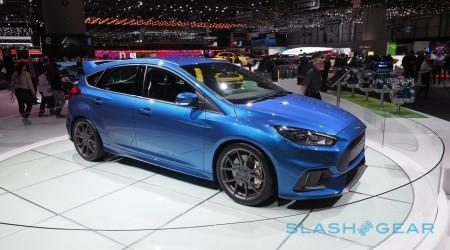 Ford Focus RS gallery
