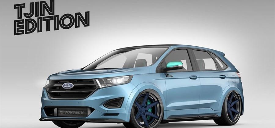 Ford SEMA show floor to highlight custom Crossovers and SUVs