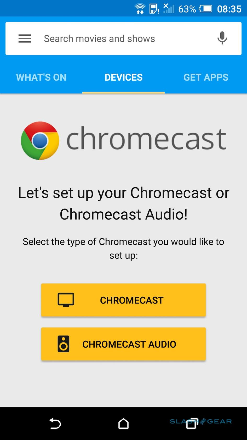 Chromecast Audio Review - SlashGear