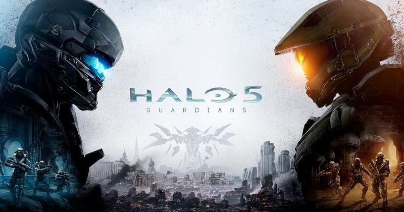 Halo 5 comes with 9GB day 1 patch
