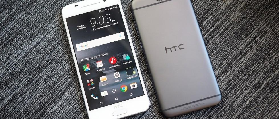 The HTC One A9 borrows something bigger than style from Apple