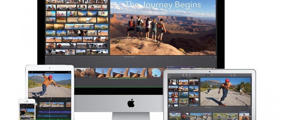 iMovie goes 4K on Mac to play nicely with iPhone 6s