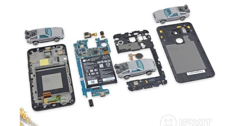 iFixit's Nexus 5X verdict: easy peasy to repair - SlashGear