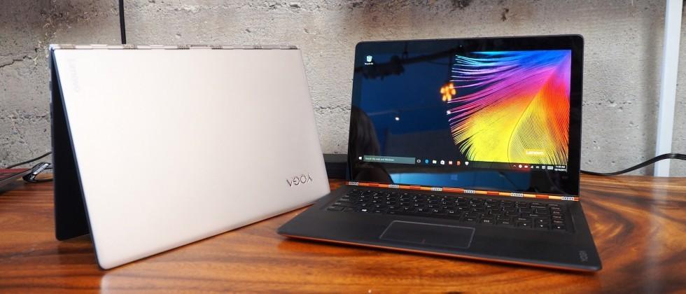 Lenovo YOGA 900 hands-on