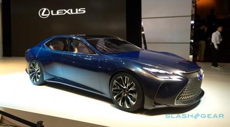 Lexus LF-FC Concept gallery [Video]