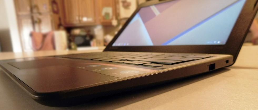 Review: Lenovo Ideapad 100S Chromebook