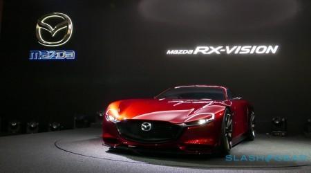 Mazda RX-Vision Concept gallery