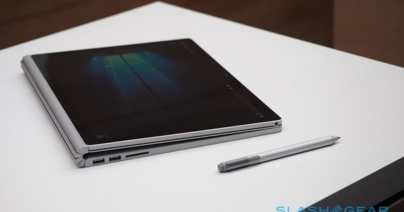 Surface Pro 4, Surface Book go up for pre-order