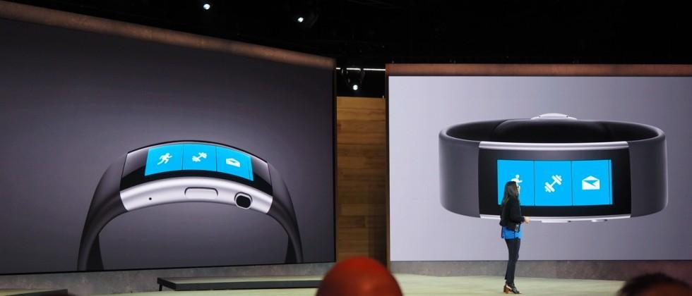 The new Microsoft Band is actually wearable now