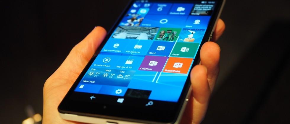 Microsoft Lumia 950 XL and 950 hands-on