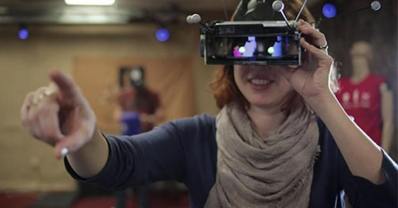 Microsoft researchers eying multi-person mixed reality