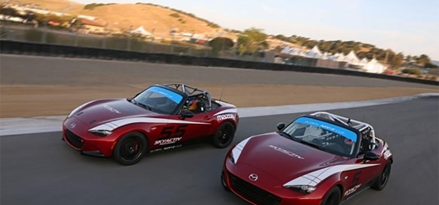 Mazda announces 2016 MX-5 Cup Racer pricing
