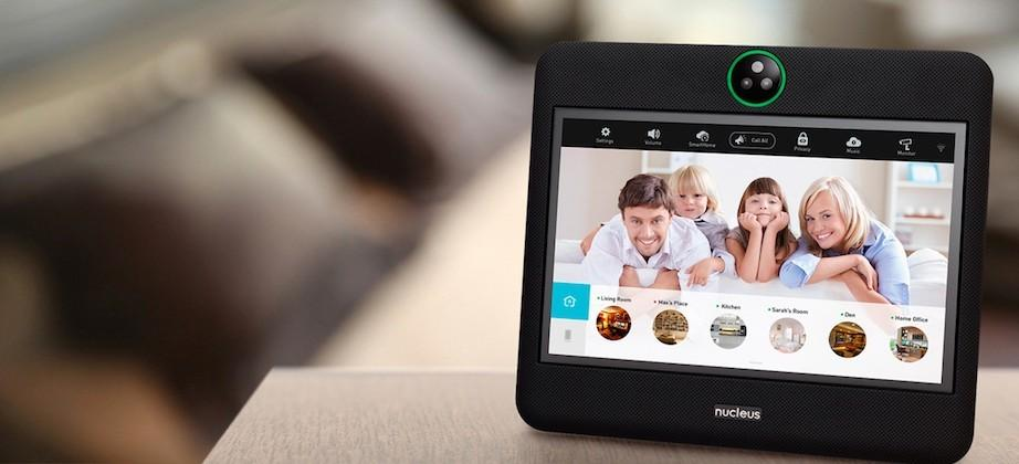Nucleus brings intercoms, video calling to the smart home