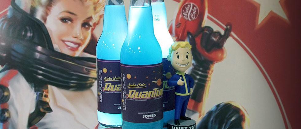 Fallout's Nuka Cola Quantum is real, thanks to Jones Soda