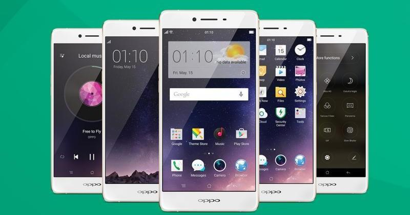 OPPO R7s revealed, mid-range Android with 4GB RAM