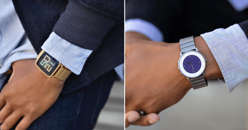 Pebble Time metal bands up for pre-order, shipping 6-8 weeks