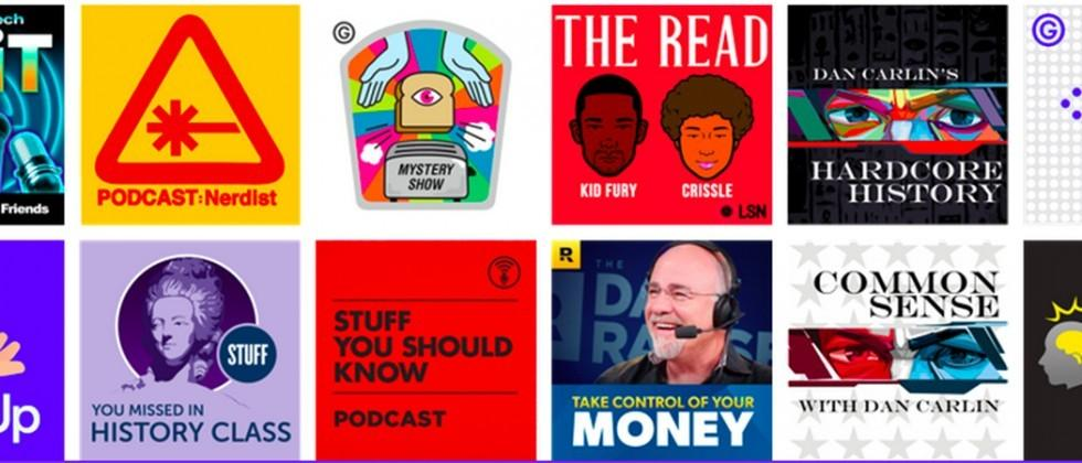 Google Play Music teases new podcasts portal
