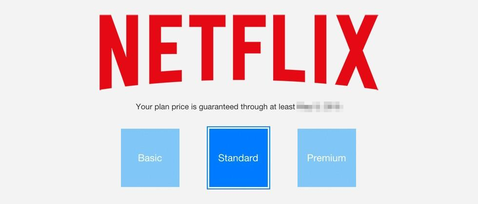 Netflix price increase takes effect today