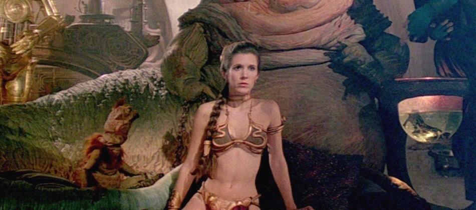 Princess Leia 'slave' bikini auctioned for $96K