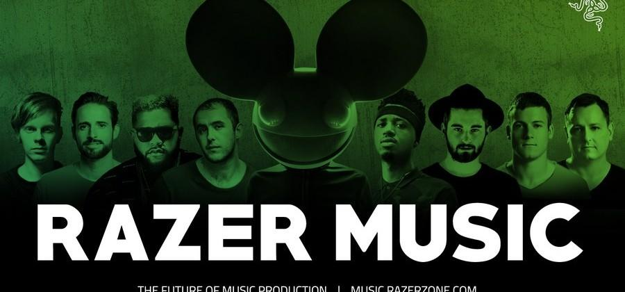 Razer Music is a place for producers to share tips and tricks
