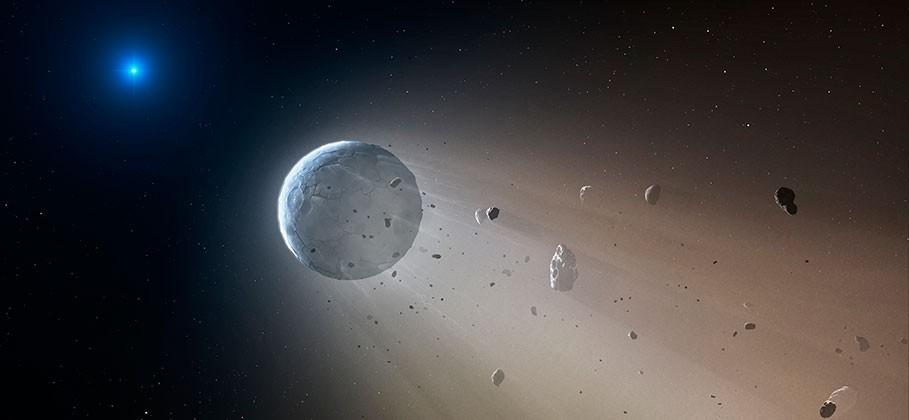 "White dwarf ""Death Star"" found destroying a planet"