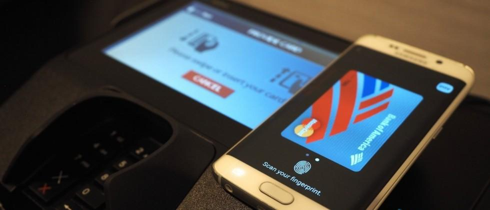 Verizon confirms Samsung Pay support is on the way