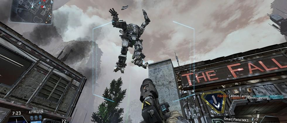 Titanfall mobile games coming from Respawn, wont affect PC release