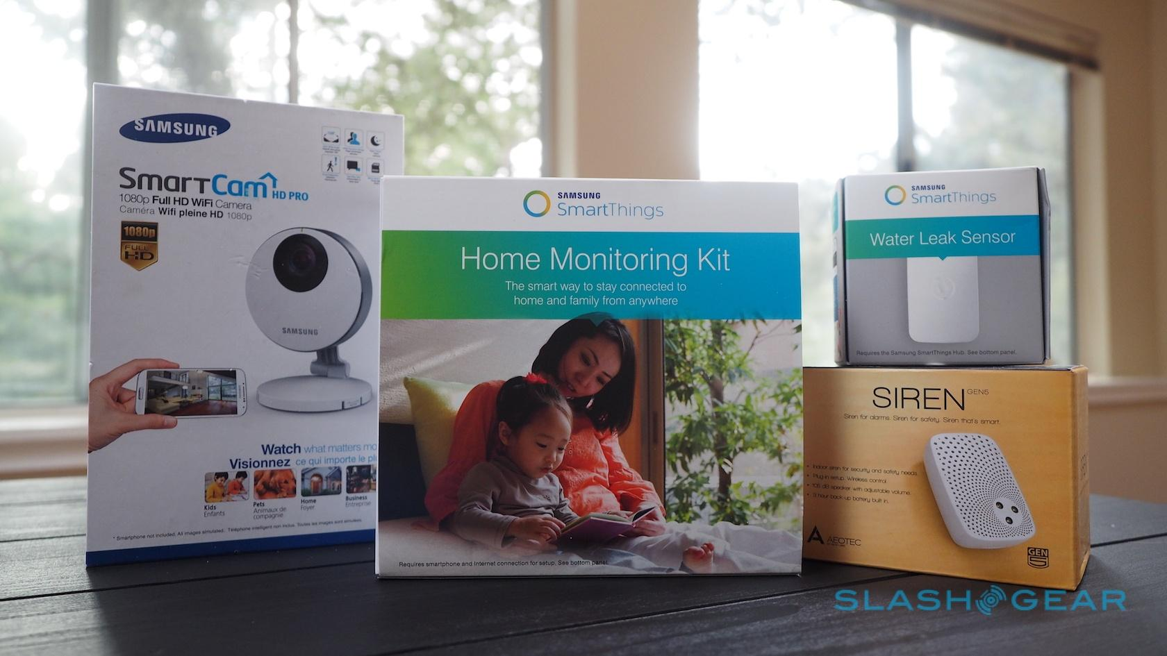 SmartThings 2 0 is here: First-impressions - SlashGear