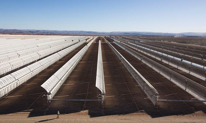 Morocco will be home to world's largest concentrated solar farm