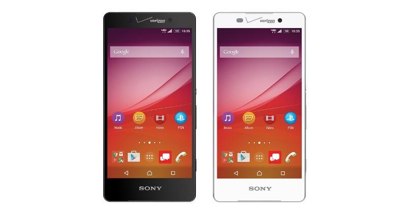 Sony Xperia Z4v isn't coming to America, or anywhere else