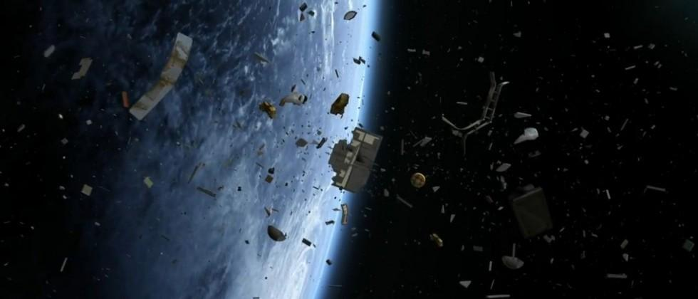 Mystery space junk will reach Earth next Friday the 13th