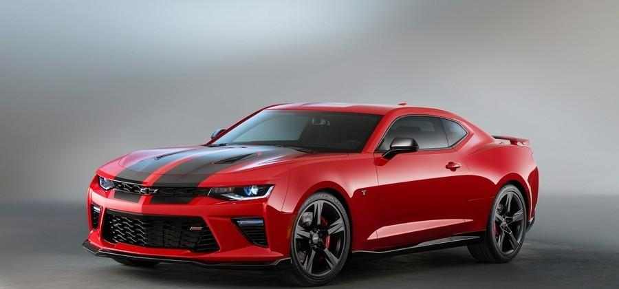 2016 Camaro SS Red and Black Accent Packages to Preview at SEMA