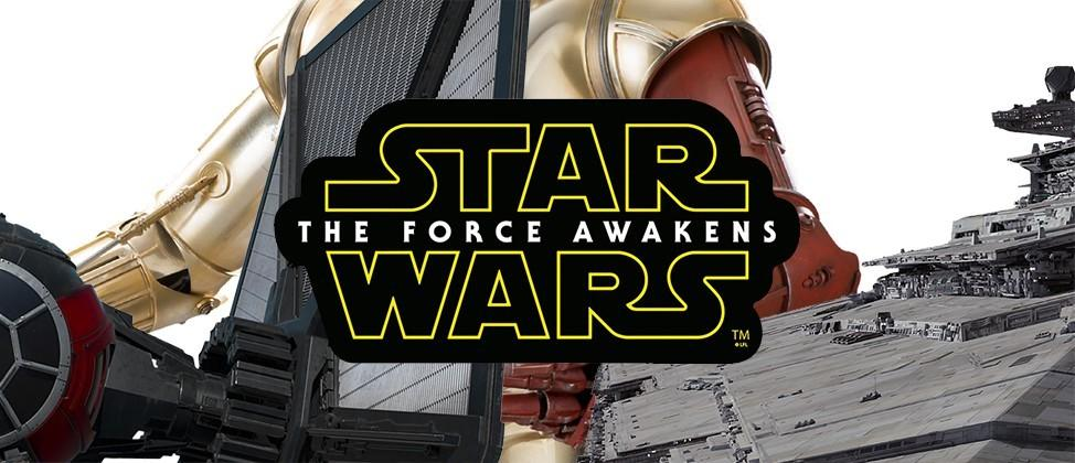 Star Wars 7 trailer coming on Monday night, right here