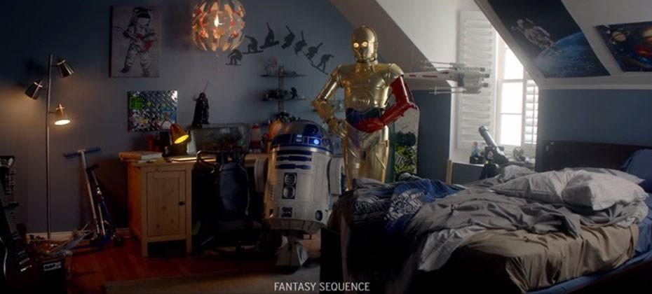 Duracell's Star Wars commercial is better than the prequels