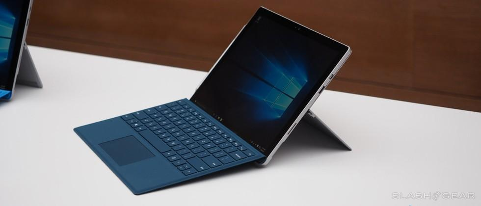 Surface Pro 4 hands-on: bigger, yet smaller