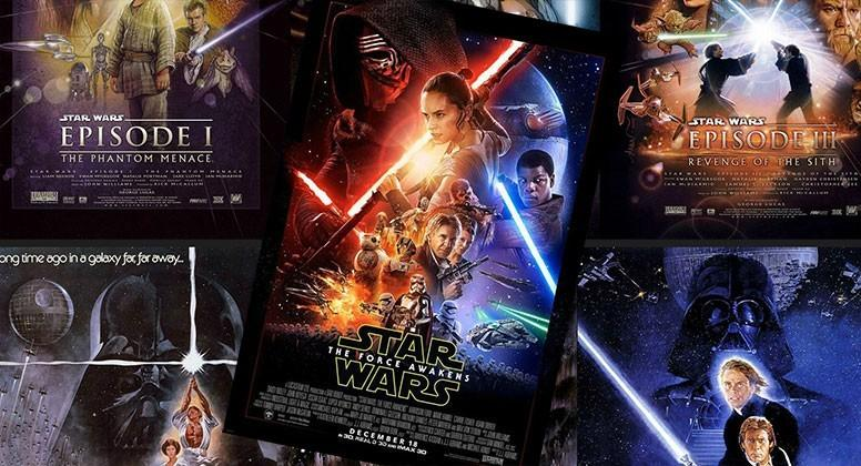 Star Wars: The Force Awakens poster parodies 'till trailer time