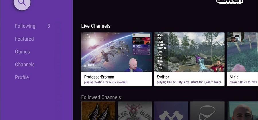 Twitch announces newly updated Fire TV app