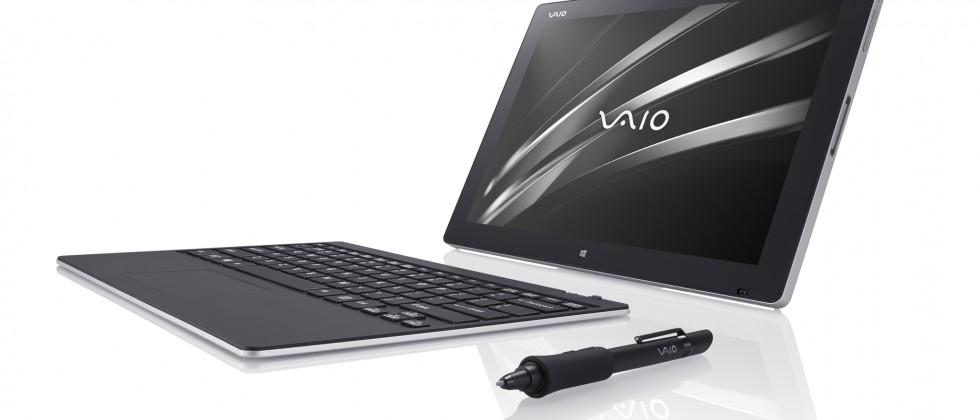 VAIO Z Canvas convertible PC now available in US
