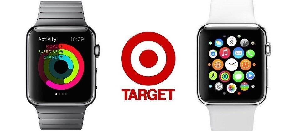 Apple Watch to be sold at Target stores nationwide