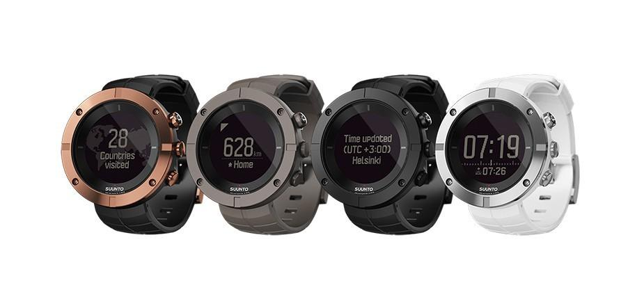 Suunto Kailash watch offers adventure log, sapphire glass